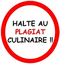 Halte au plagiat culinaire