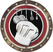 Médaille décernée par le site recettes.de