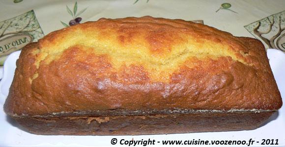 Cake aux abricots moelleux a la une