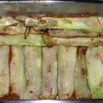 Lasagne de courgettes etape 5