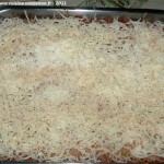 Lasagne de courgettes etape 9