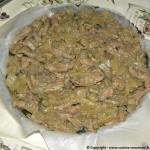 Pastilla aux aiguillettes de canard et aux blettes etape5
