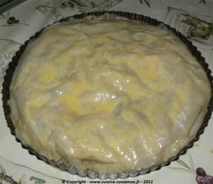 Pastilla aux aiguillettes de canard et aux blettes etape7