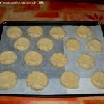 Petits sablés noix de coco chocolat etape5