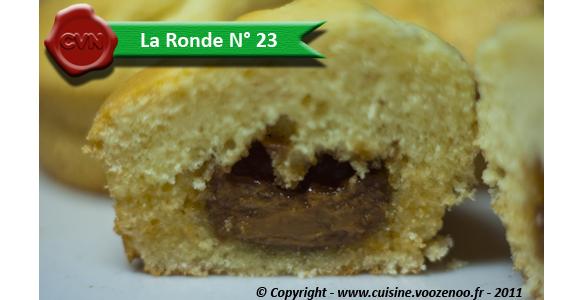 Muffins à la pâte de Spéculoos – Ronde Inter Blog N°23