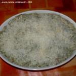 Chayottes sur lit de patates douces en gratin etape8