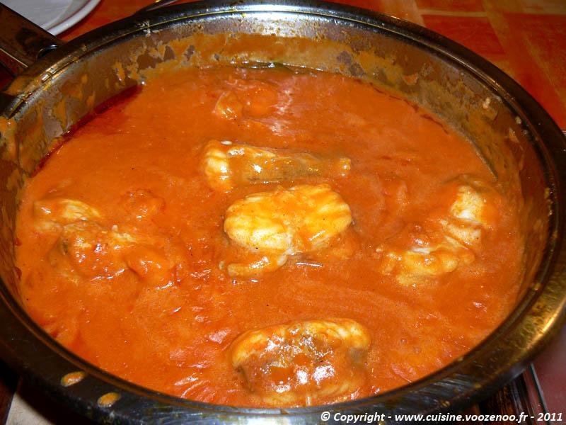 Lotte l 39 armoricaine all g e une cuisine pour voozenoo - Lotte a l armoricaine recette cuisine ...