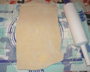 Pâte feuilletée pur beurre étape3