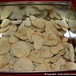 Biscuits au citron et pavot fin