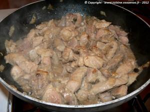 Porc au lait de coco etape3