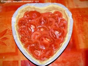 Coeur feuilleté de tomates etape3