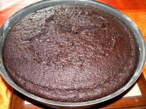 Guinness Cake etape6