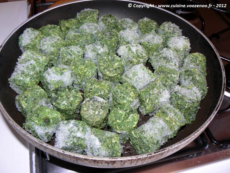 Comment cuisiner epinards surgeles - Comment cuisiner des encornets frais ...