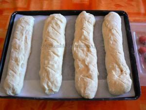 Baguettes viennoises fourrées au Daim etape6