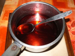 Savarin tout doux aux fraises printanières etape3