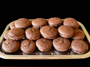 Whoopies nutella fin