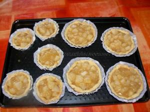 Tartelettes aux poires etape4