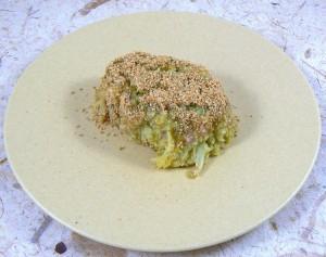 Gratin de chou vert et pommes de terre fin2