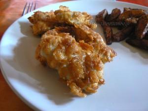 Nuggets de poulet Home Made presentation