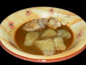 Soupe de poisson d'une marseillaise fin2