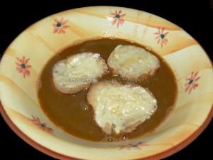Soupe de poisson d'une marseillaise presentation