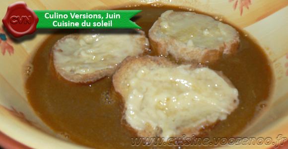 Soupe de poisson d'une marseillaise une