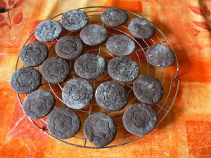 Biscuits façon oreo fin