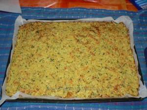 Roules courgettes pommes de terre boursin et truite fumée etape3