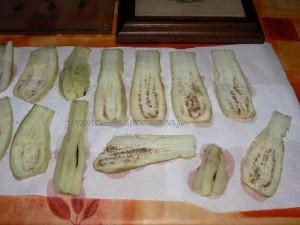 Gratin d'aubergines etape1