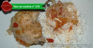 Poulet faon creole une