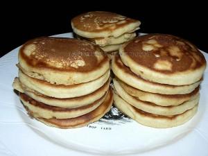 Pâte à pancakes presentation