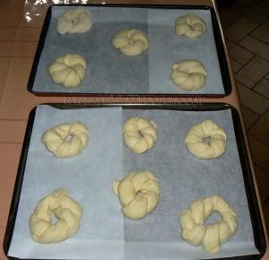 Petits pains à la semoule etape4