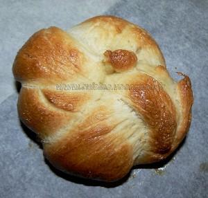Petits pains à la semoule presentation