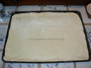 Pizza tartiflette etape1