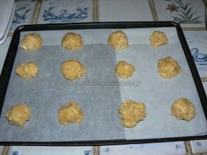 Cookies au chocolat blanc etape2