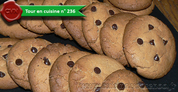 Cookies beurre de cacahuetes (Desperate Housewives) une