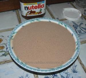 Glace au nutella etape5