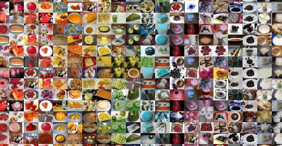 Résultat des Défis du mois d'Avril : Arc-en-ciel et Cuisinez des Insectes !!