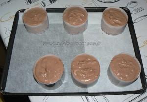Cheesecake au nutella et mascarpone sans cuisson fin