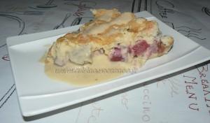 Gâteau magique à la rhubarbe fin2