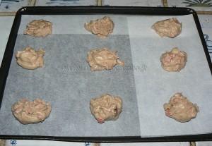 Cookies roses aux pralines de saint genix etape2