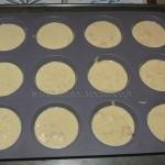 Muffins aux pommes caramelisées, beurre salé etape4