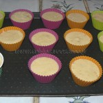 Muffins aux pommes caramelisées, beurre salé etape5