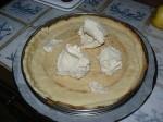 Tarte aux pommes, crème de mascarpone et miettes de spéculoos etape4