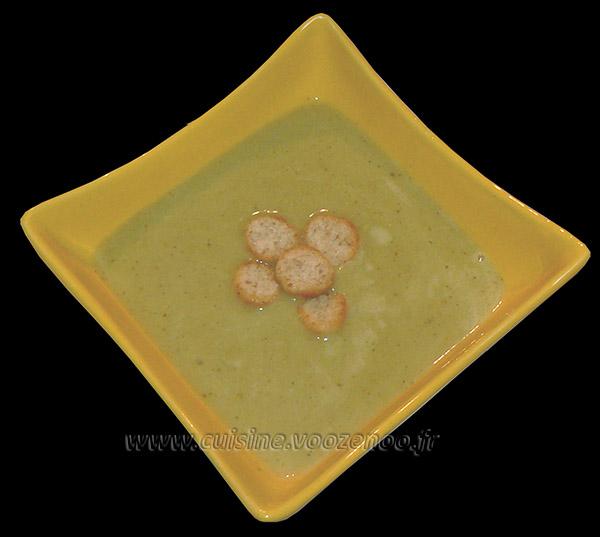 Potage aux flageolets une cuisine pour voozenoo - Cuisiner des flageolets ...