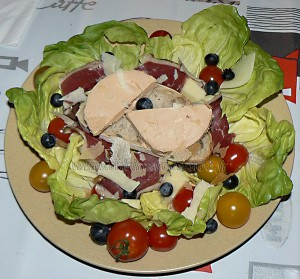 Salade Suc au May etape2