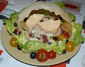 Salade Suc au May etape4