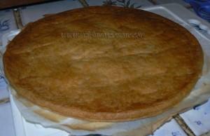 Tarte feuilletée fine au thon frais et tomates etape3