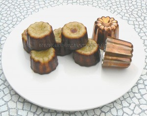 Cannelés fin