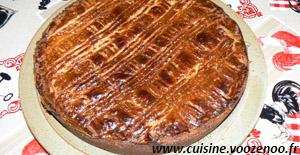 Gâteau breton une